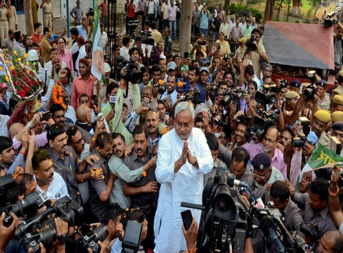 JD(U) to hold meet in Delhi, may change party symbol