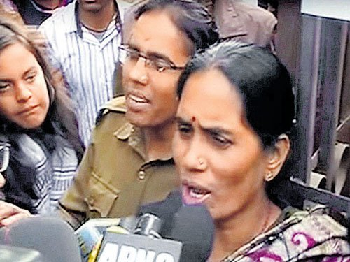 Crime has won, says victim's mother