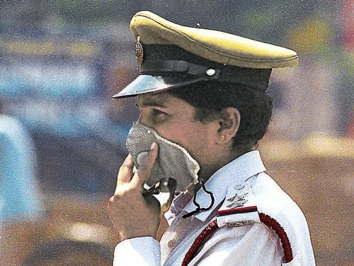 'Bengaluru's air today is what was Delhi's almost 20 years ago'