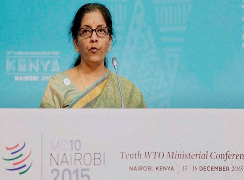 WTO talks concludes; India says 'disappointed' on Doha issues