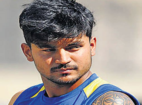I want to cement my place in the side: Pandey