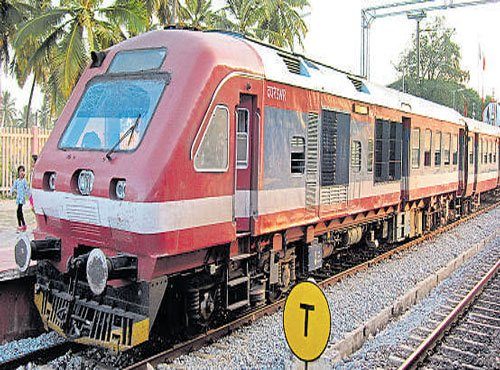Stations on track, but footfall woes on this DEMU train route