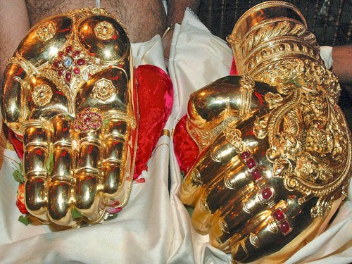 Gold-rich temples weigh monetisation, but 'melting' a dampener