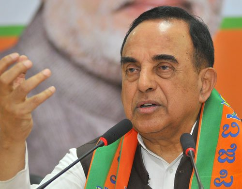 Govt defends house allotment to Swamy, says others too got them