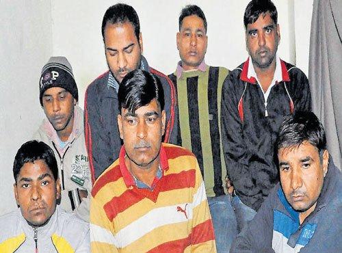 Haryana's Dec 16: Seven sent to gallows for gang-rape