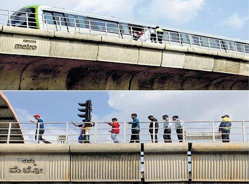 Power snag halts Metro, passengers evacuated