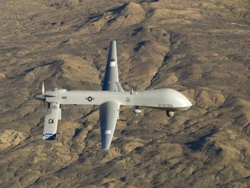 With eye on China, India seeks armed drones from US