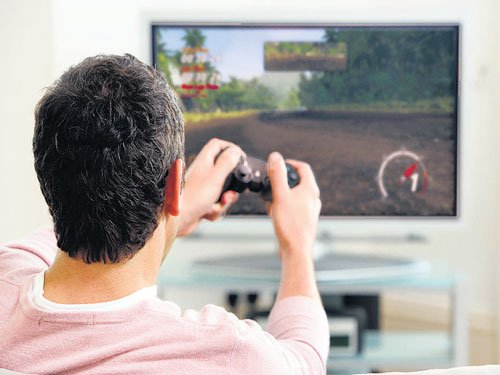 Brains of compulsive video gamers wired differently