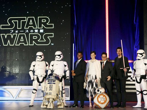'Star Wars: The Force Awakens' - A visual magnum opus