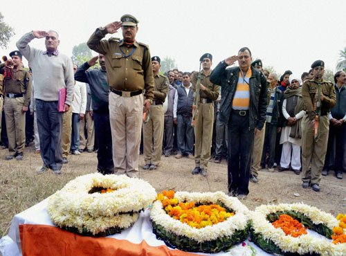 BSF crash: Haryana announces Rs 20L aid to kin of 3 victims
