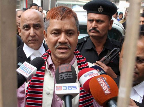ULFA leader Anup Chetia released from jail
