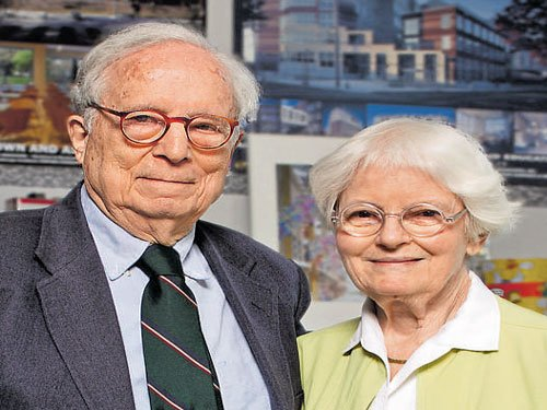 Architect couple wins accolades