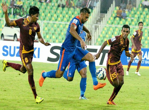 SAFF Championship: India off to winning start