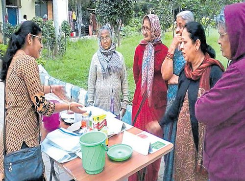 Weekly SMSes to cajole HSR Layout residents into waste segregation