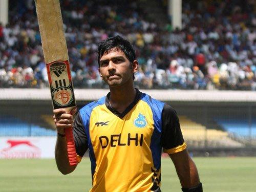 Unmukt Chand's 80 lifts Delhi into Vijay Hazare final