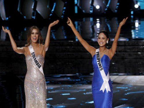 Miss Universe, Miss Colombia 'bonded together forever'