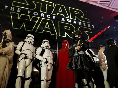 'Star Wars: The Force Awakens' crosses USD 1 billion at BO