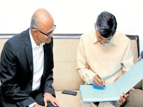 Microsoft to set up Centre for Excellence in Visakhapatnam