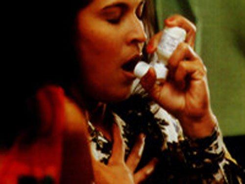 Asthma may increase risk of painful skin rash