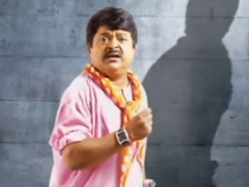 Telugu actor 'Potti' Rambabu dead