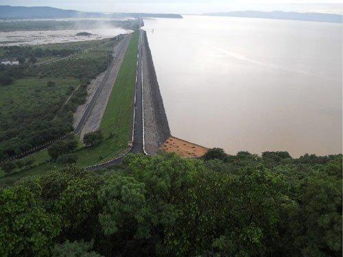 1st phase of underwater scanning of Hirakud Dam complete