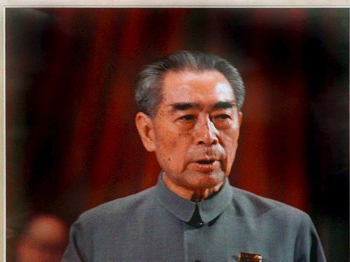 New book says Communist China's first premier  Zhou Enlai was probably gay