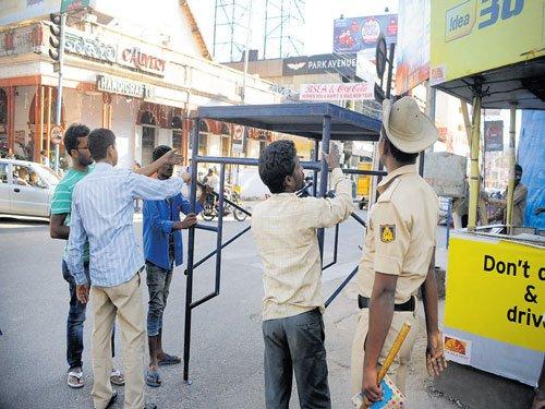 Bengaluru readies to welcome 2016