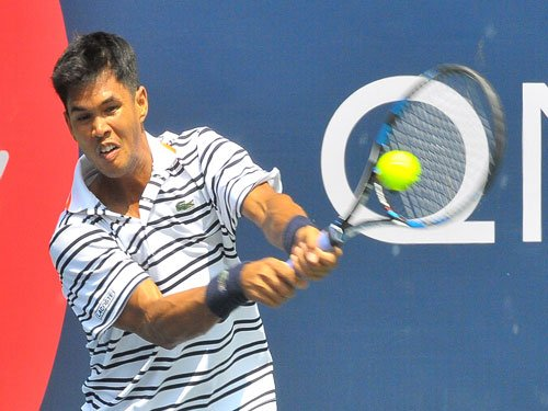Somdev, Saketh vie for spot in main draw