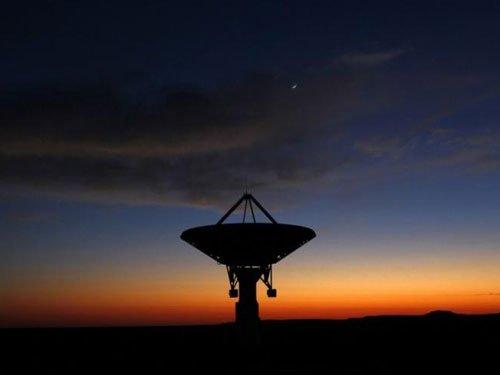 Rare space radio signals to better test Einstein's theory