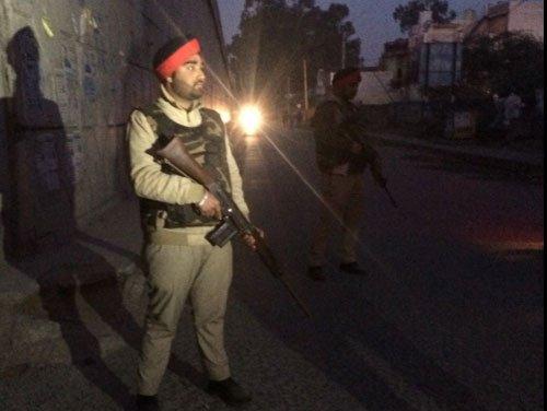 4 terrorists killed in gunbattle at Air Force base in Punjab