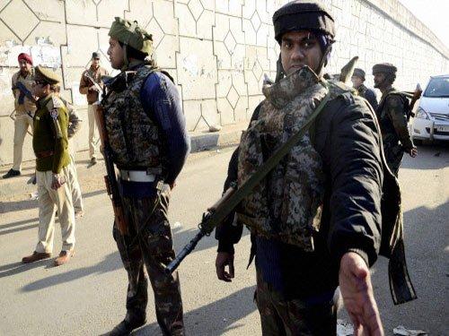 Terror attack on Air base, Five terrorists, 3 IAF men killed