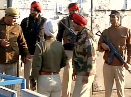 For 24 hours, security agencies failed to trace terrorists in Punjab