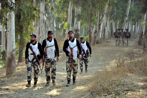 Pak number used to hire taxi by terrorists in Pathankot