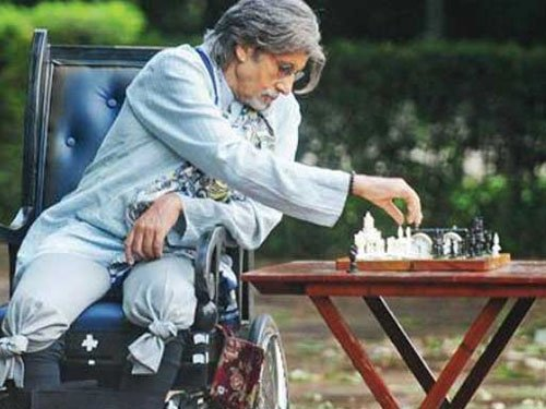 Limiting Big B's persona in wheelchair was big task: 'Wazir' director