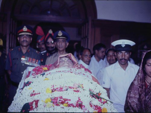 Indira's assassins eulogised in presence of Akali leaders