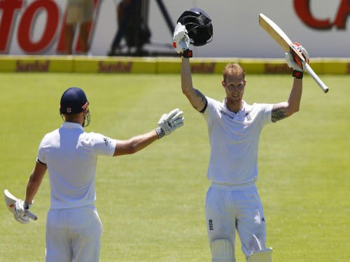 Stokes thrashes second fastest double century in test history