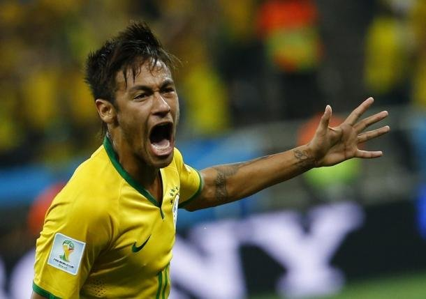 Neymar allegedly subjected to racist comments