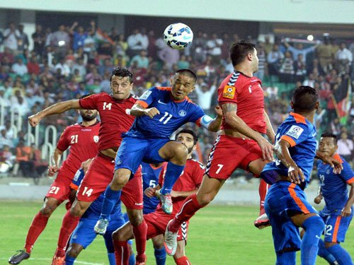 India beat Afghanistan 2-1 to lift SAFF Cup title for 7th time