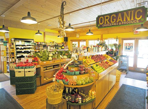 India set to go  on organic diet