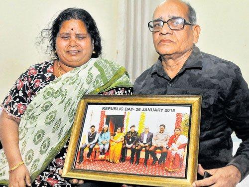 Martyred NSG commando Niranjan hailed from Bengaluru