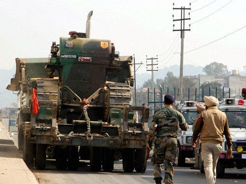 Operation enters third day, more forces rushed to  Pathankot air base