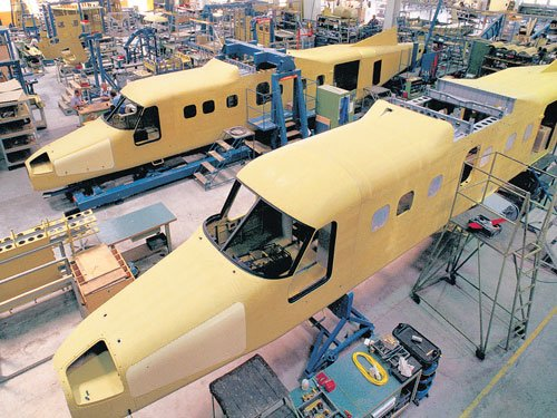 Manufacturing sector contracts for first time in over 2 years