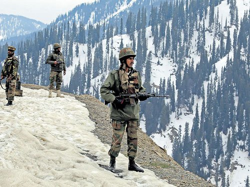 Four soldiers killed in Ladakh avalanche