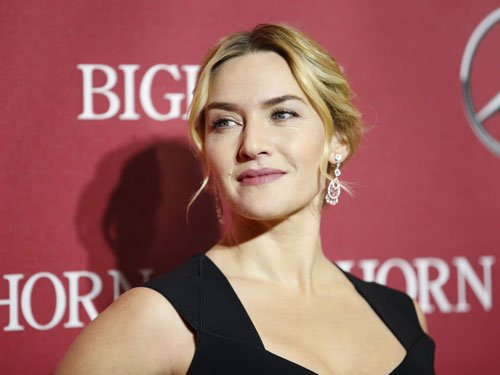 We should be paid the same as boys: Kate Winslet