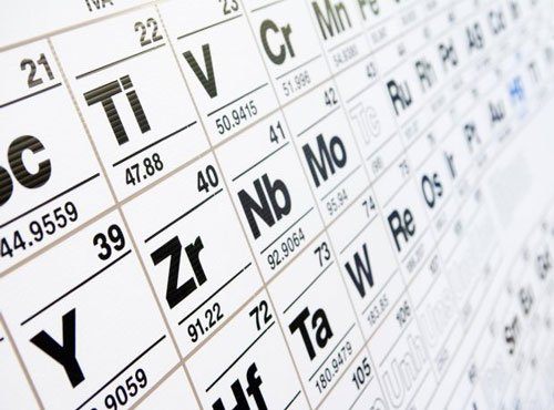 Four New Elements Added To Periodic Table Deccan Herald