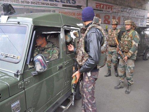 Six terrorists killed, combing operation on