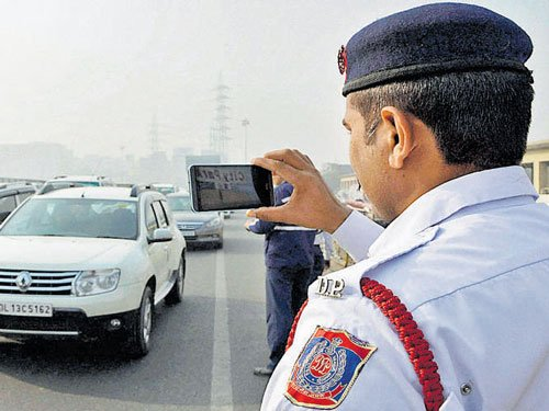 Odd-even rule passes working day test