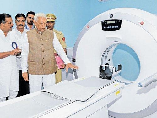 Now, get affordable diagnostics services at KC General Hospital