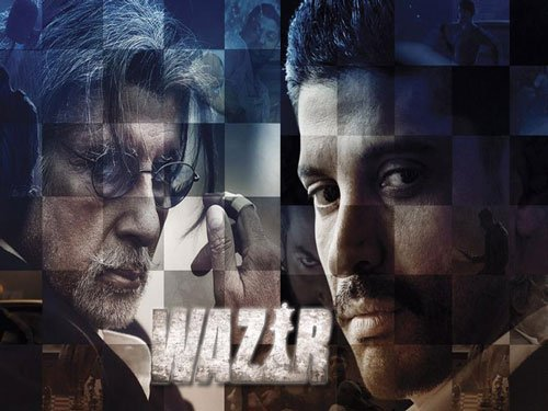 'Wazir' not a physically limiting role: Amitabh Bachchan