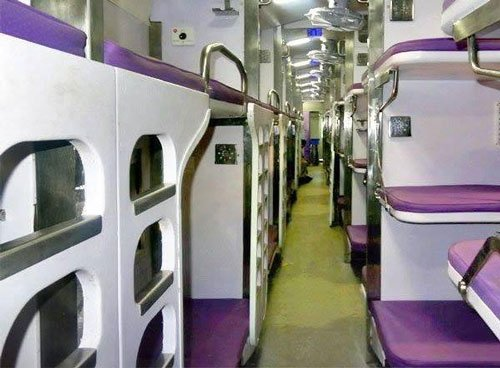 24 ultra-modern coaches ready to be inducted in regular trains